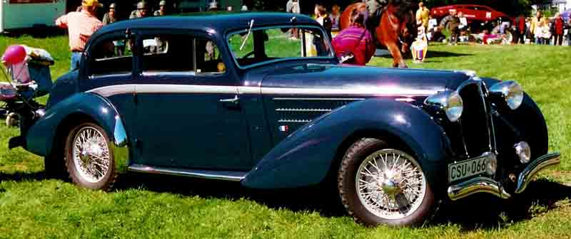 Jaguar F Type Coupe >> Delahaye 135 - Wikipedia