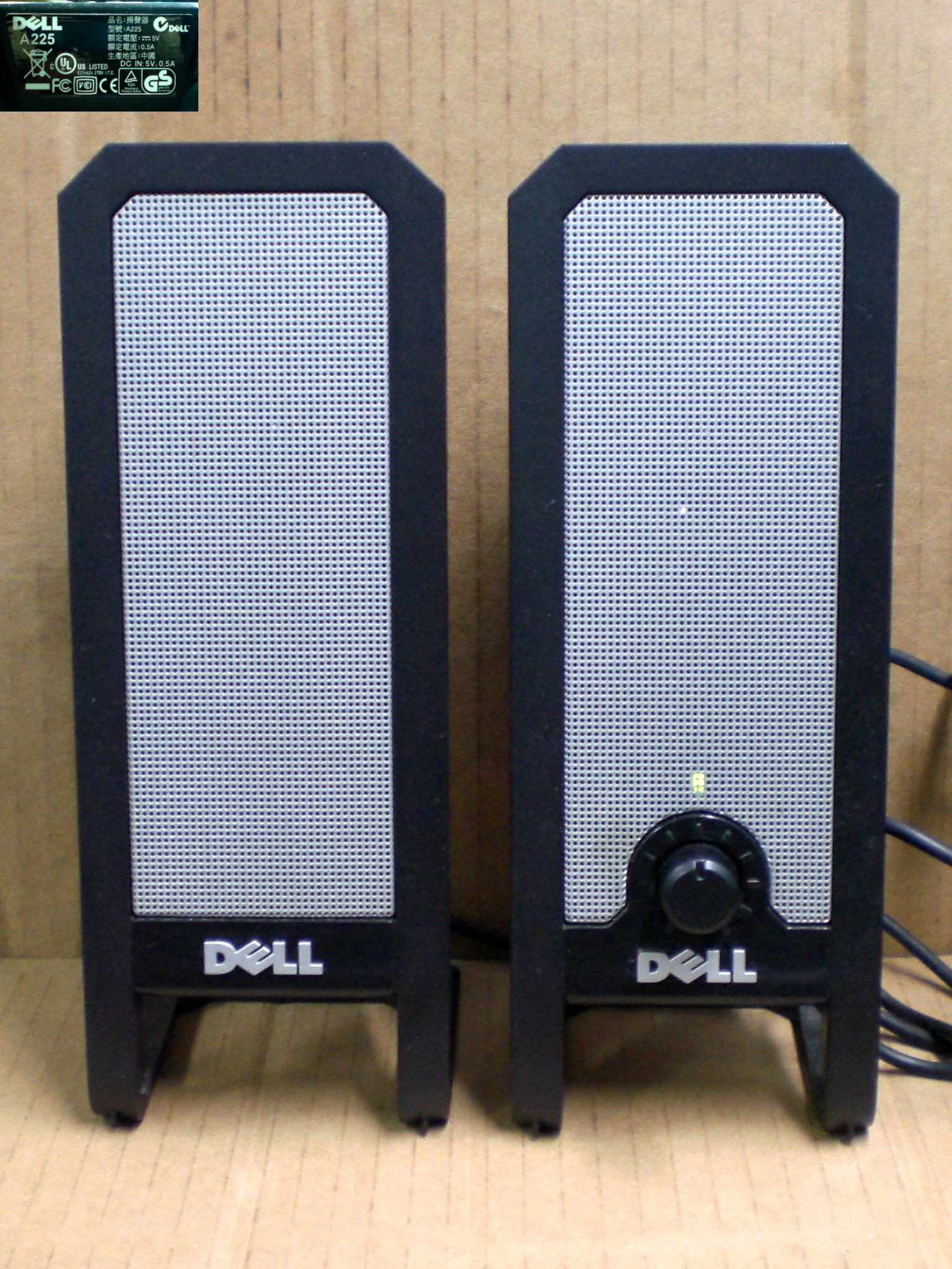 DELL A225 SPEAKERS DRIVERS FOR WINDOWS MAC