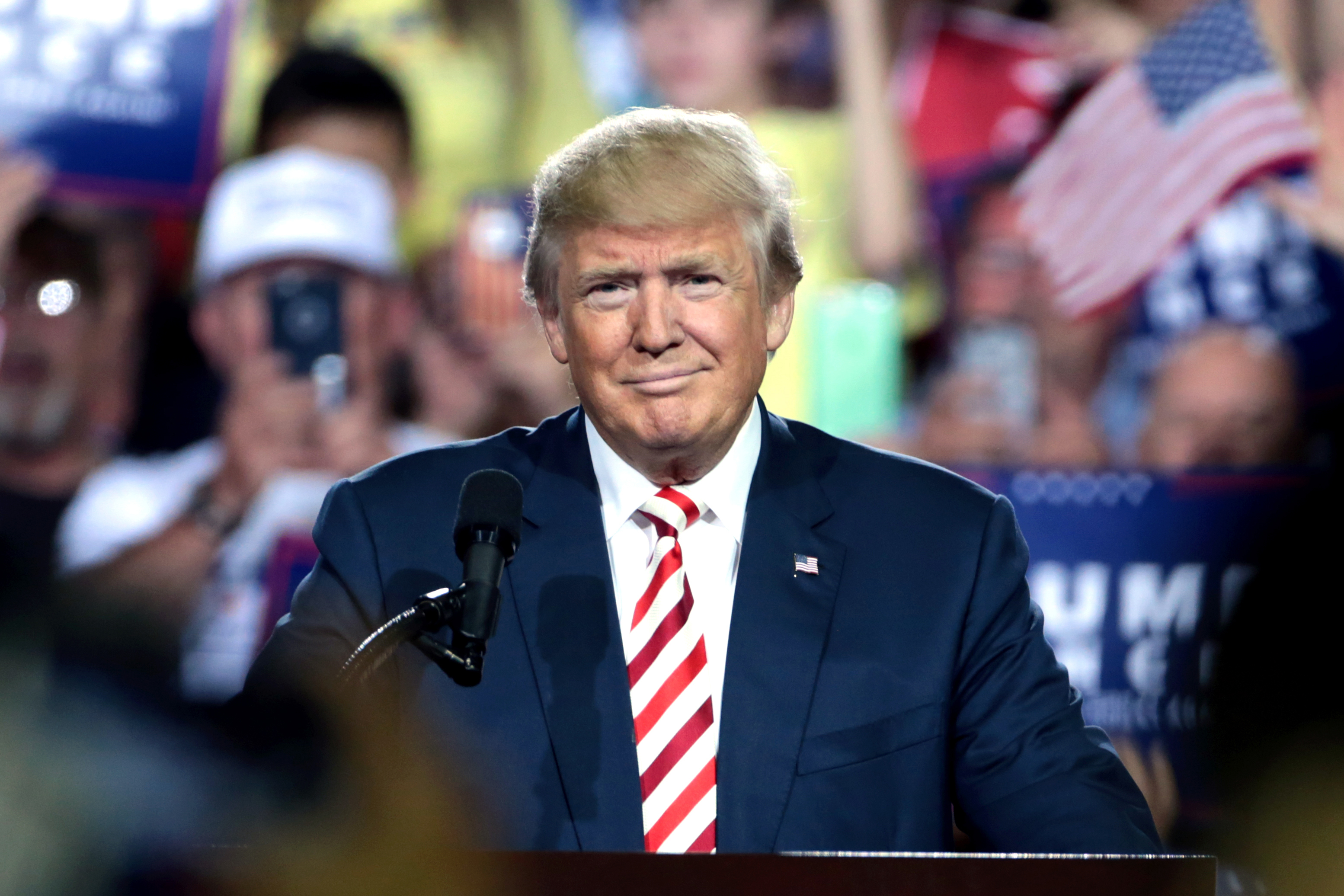 Does The Media Focus On Donald Trump's Behaviour To Stop People From Seeing The Big Picture?