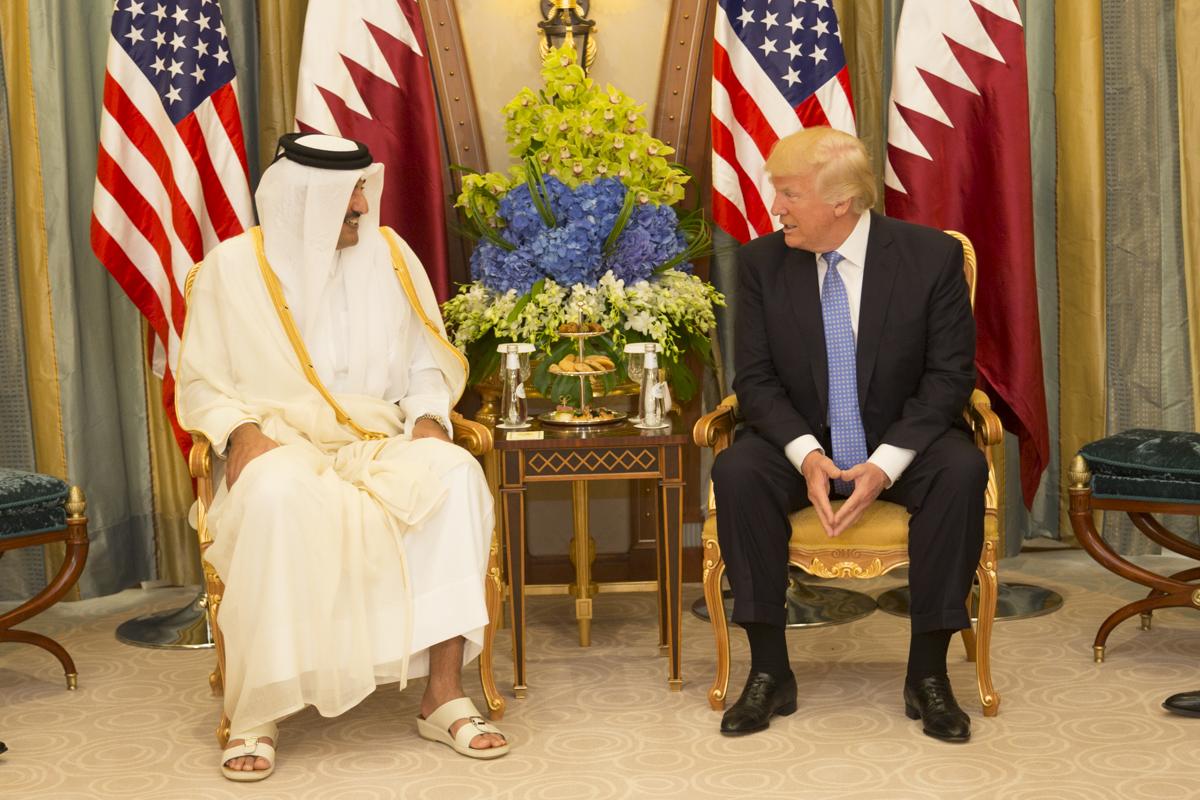 Katar 4. Emiri Tamim bin Hamad Al Thani: biyografi 86