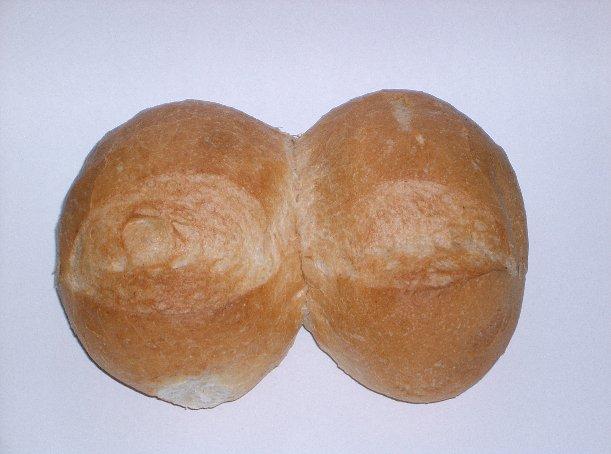 Doppeltes Broetchen