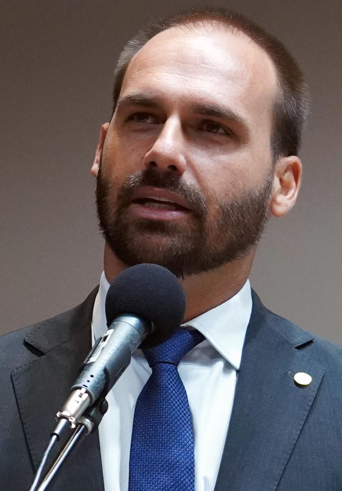 Eduardo Bolsonaro – Wikipédia, a enciclopédia livre