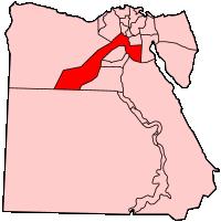 ギザ県の県域