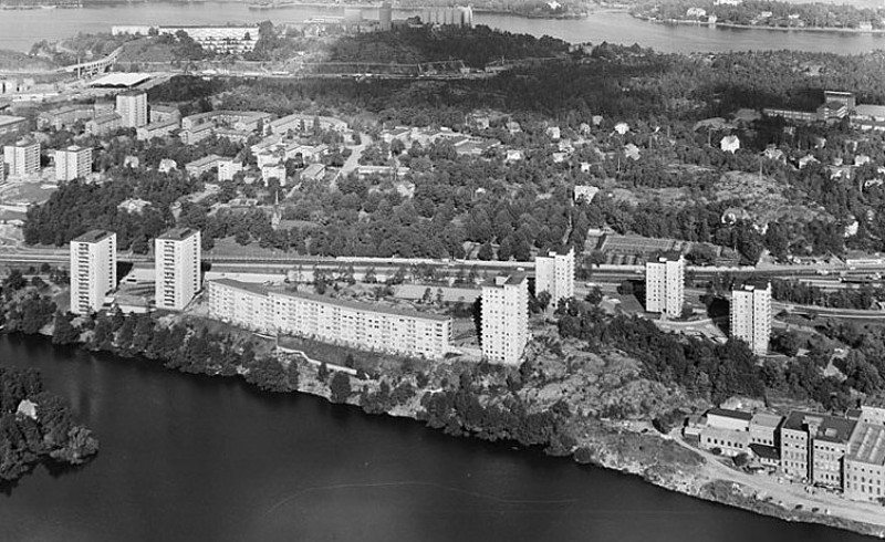 Ekudden i september 1967, foto Riksantikvarieämbetet..