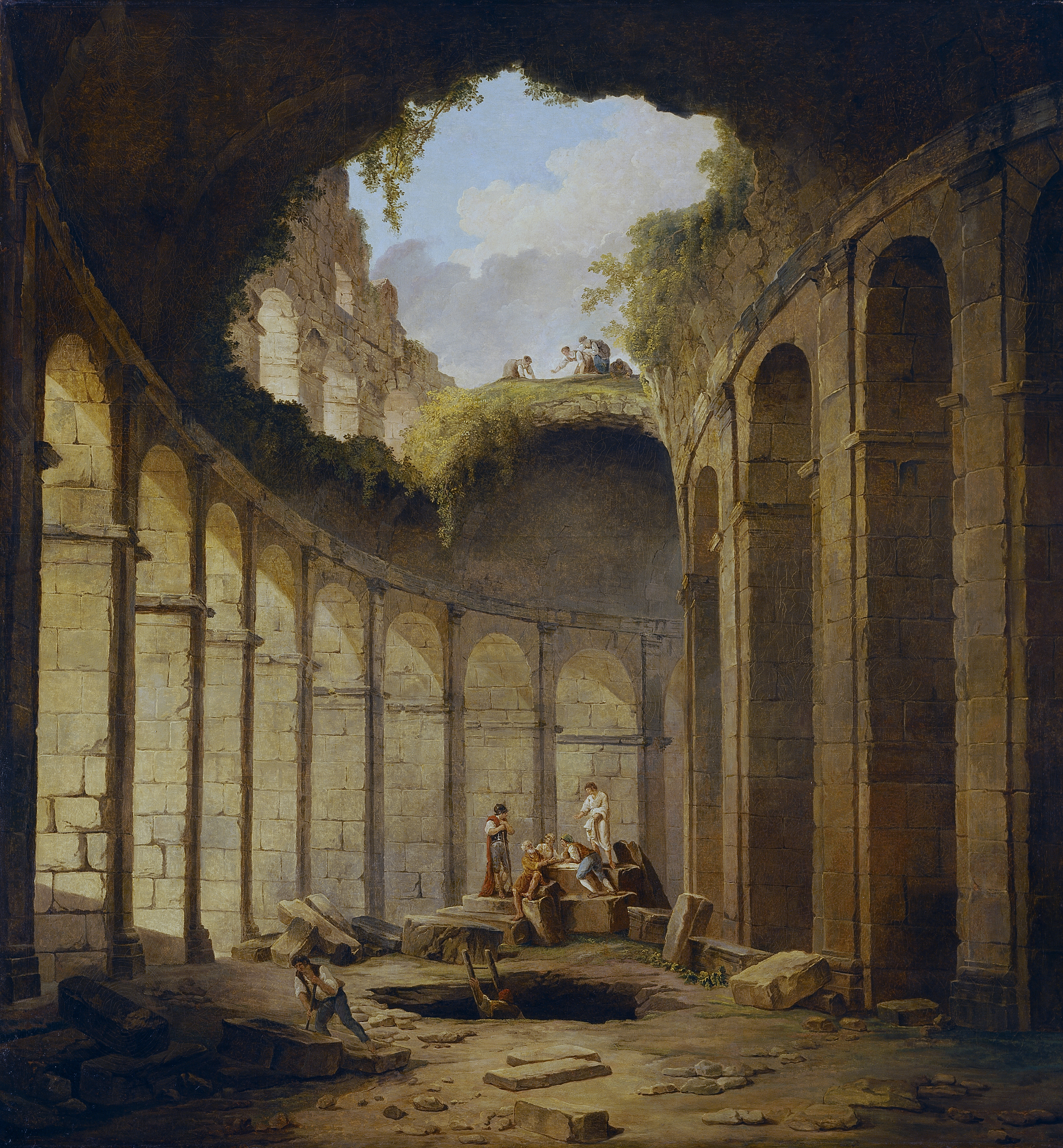 File El Coliseo de Roma  Hubert Robert together with Hagia Sophia Istanbul Frederic Kohli additionally 471470654733955298 furthermore 10198420 additionally What Is An Order Of Architecture 177516. on roman colosseum dimensions