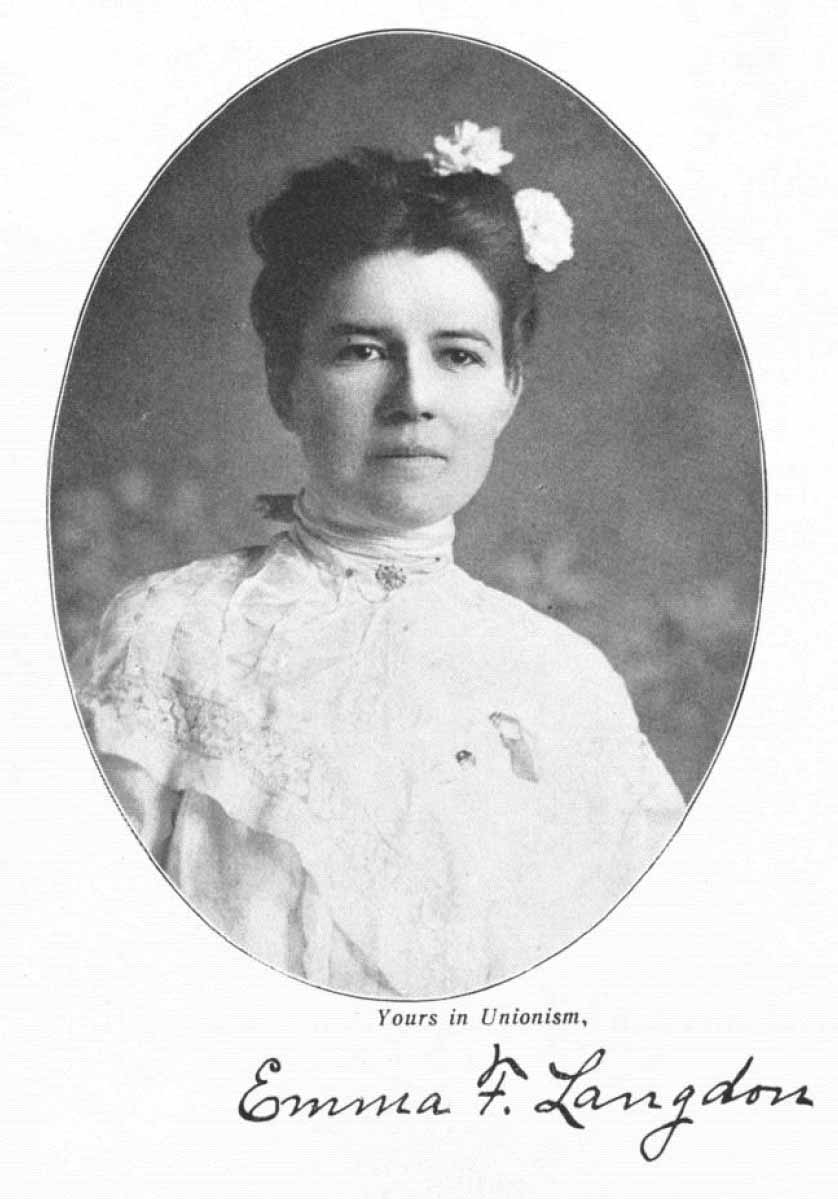 Image result for emma F. langdon
