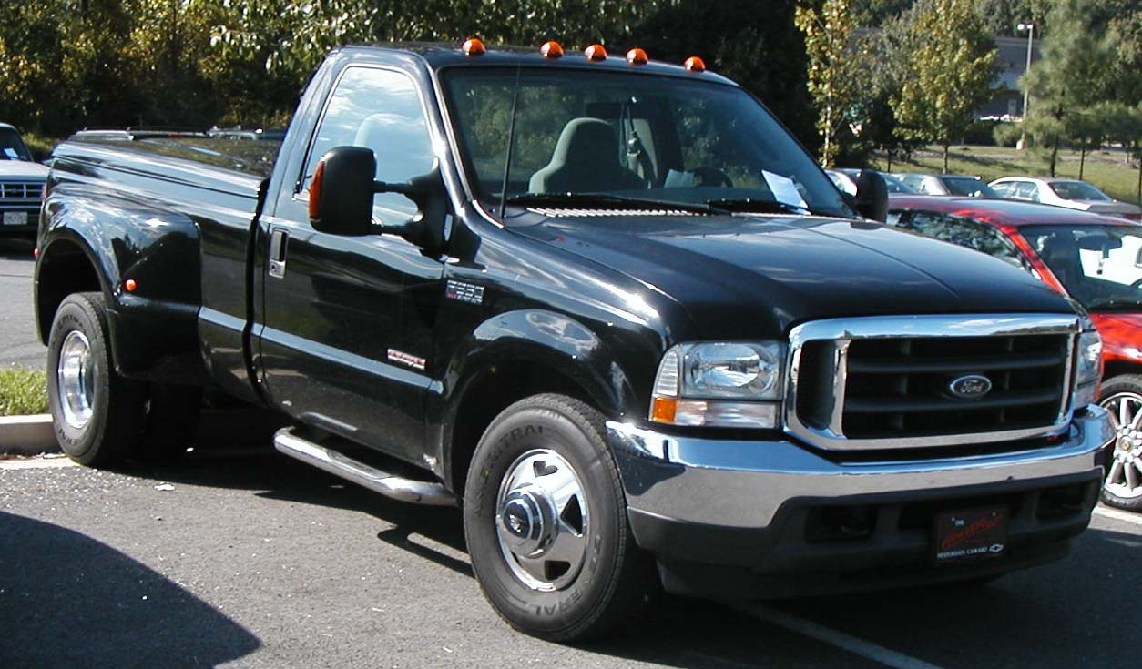 Ford Dually Short Bed For Sale