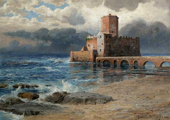 Franz Schreyer - Castell Astura