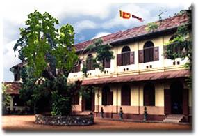 Holy Family Girls School, Wennappuwa School in Sri Lanka