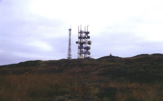 Furniture on Brown Clee Hill - geograph.org.uk - 301699