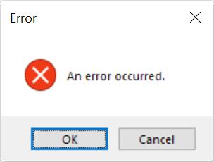 Image result for error message