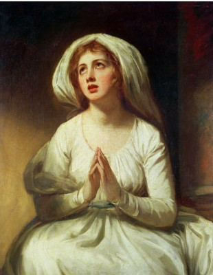 http://upload.wikimedia.org/wikipedia/commons/f/f7/George_Romney_-_Lady_Hamilton_praying.jpeg