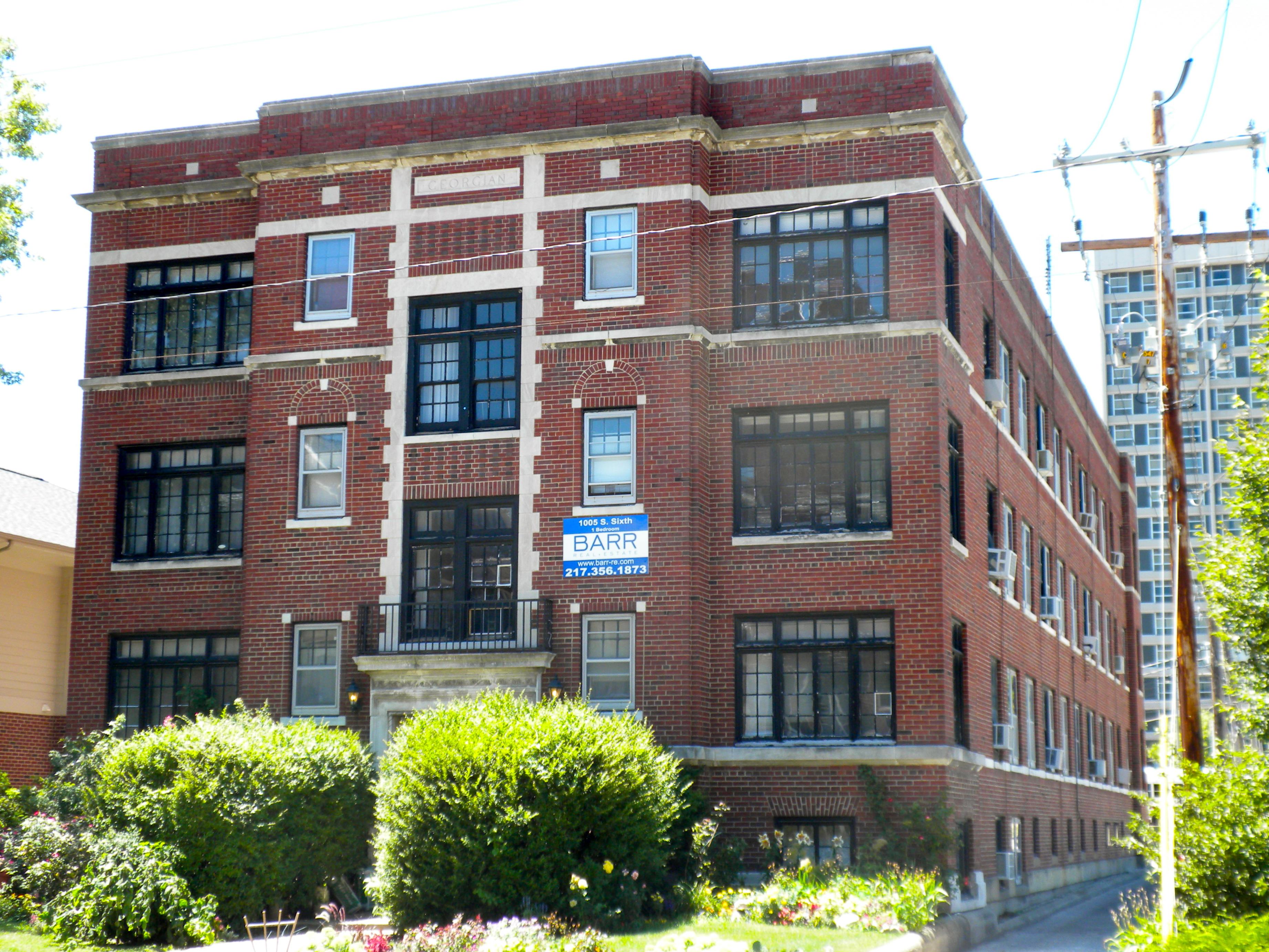 Georgian Place Apartments