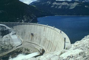 Gibson Dam - Wikipedia