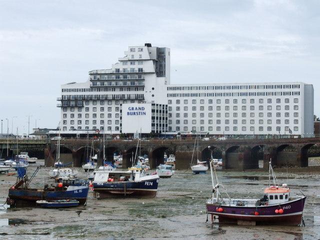 The Grand Hotel Folkestone History