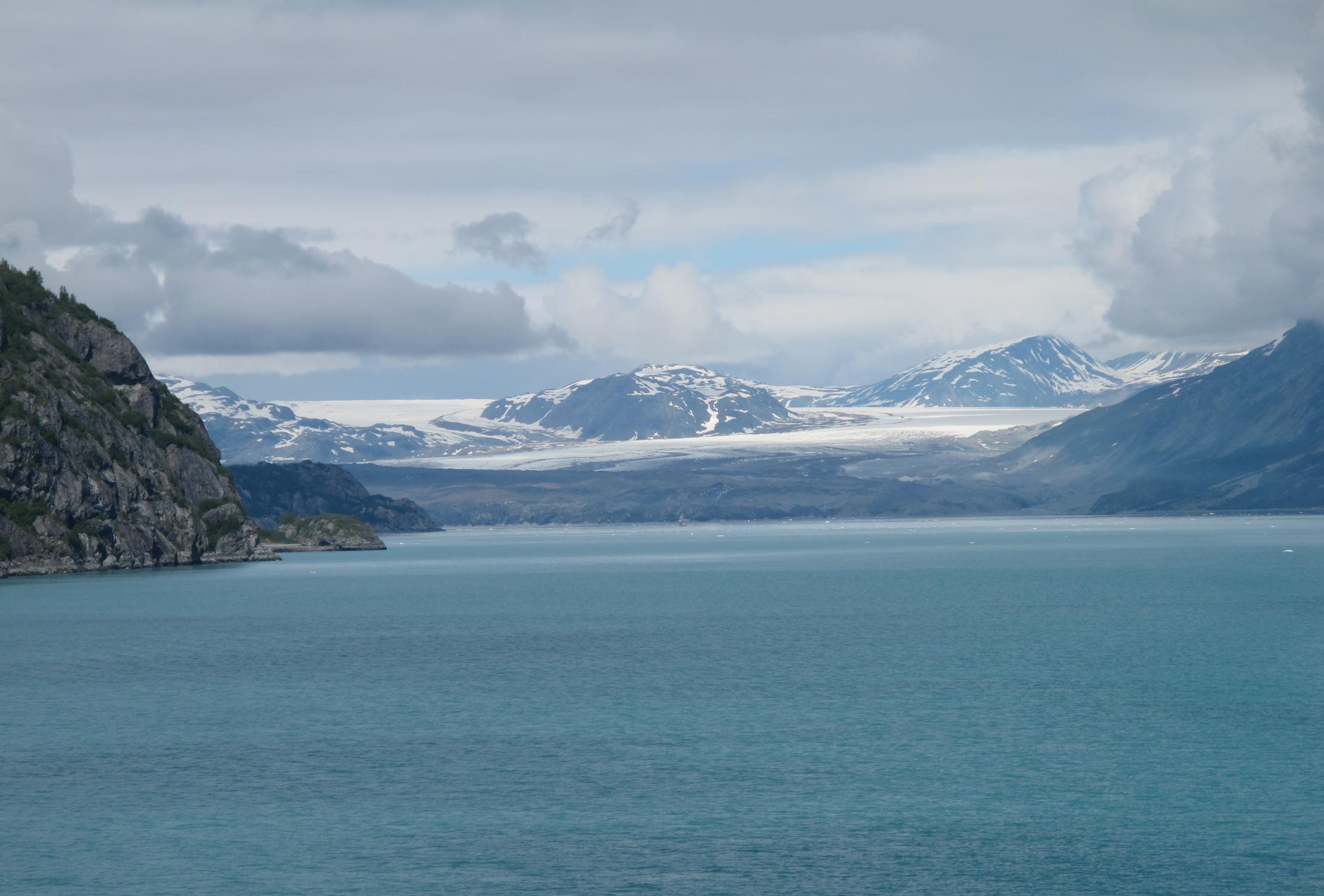 Essay Eh Grand Pacific Glacier