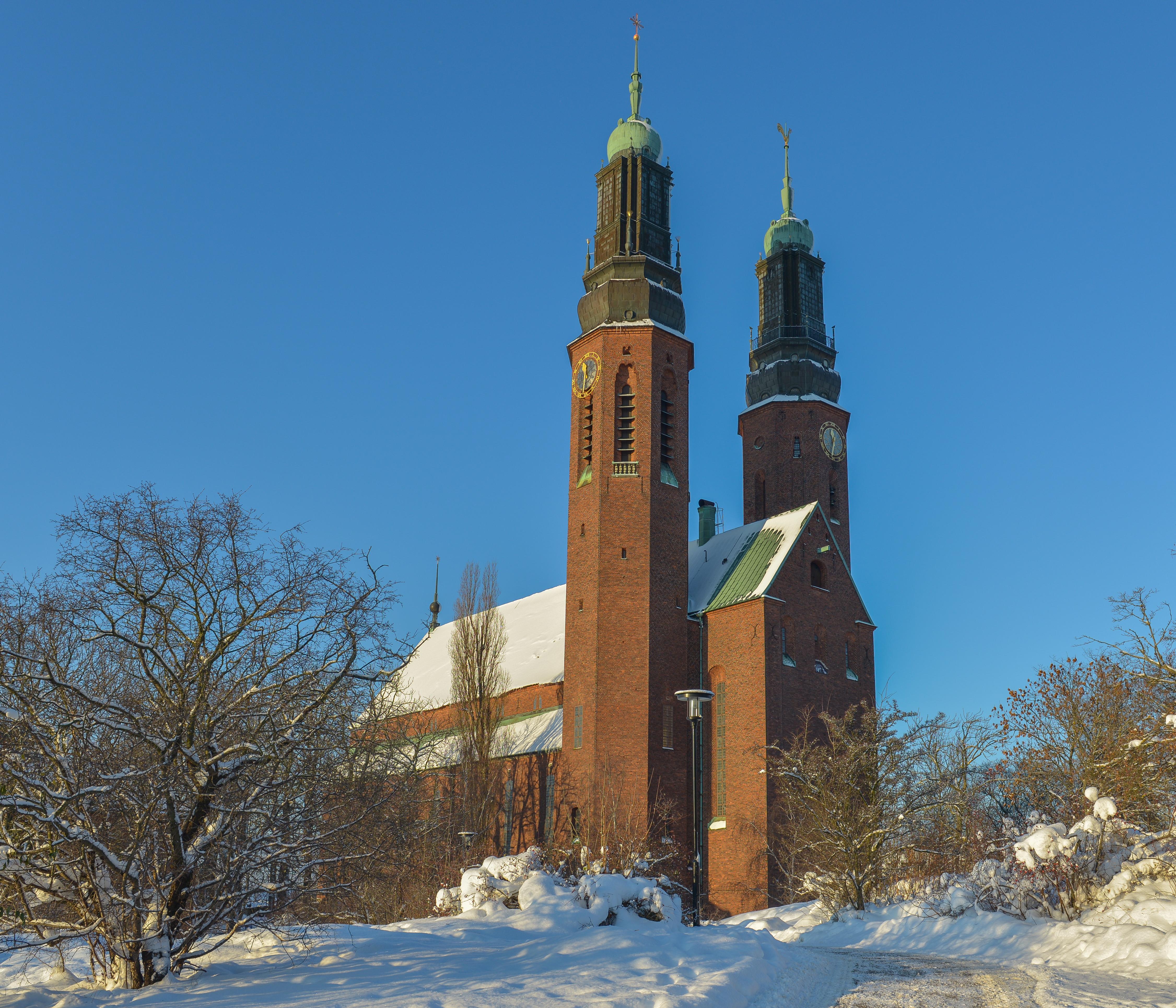 Bild av Högalidskyrkan