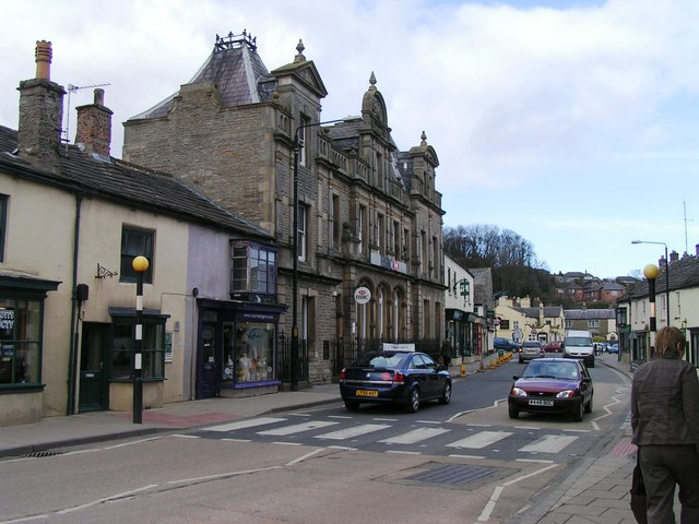 HSBC Bank, Leyburn - geograph.org.uk - 1229295