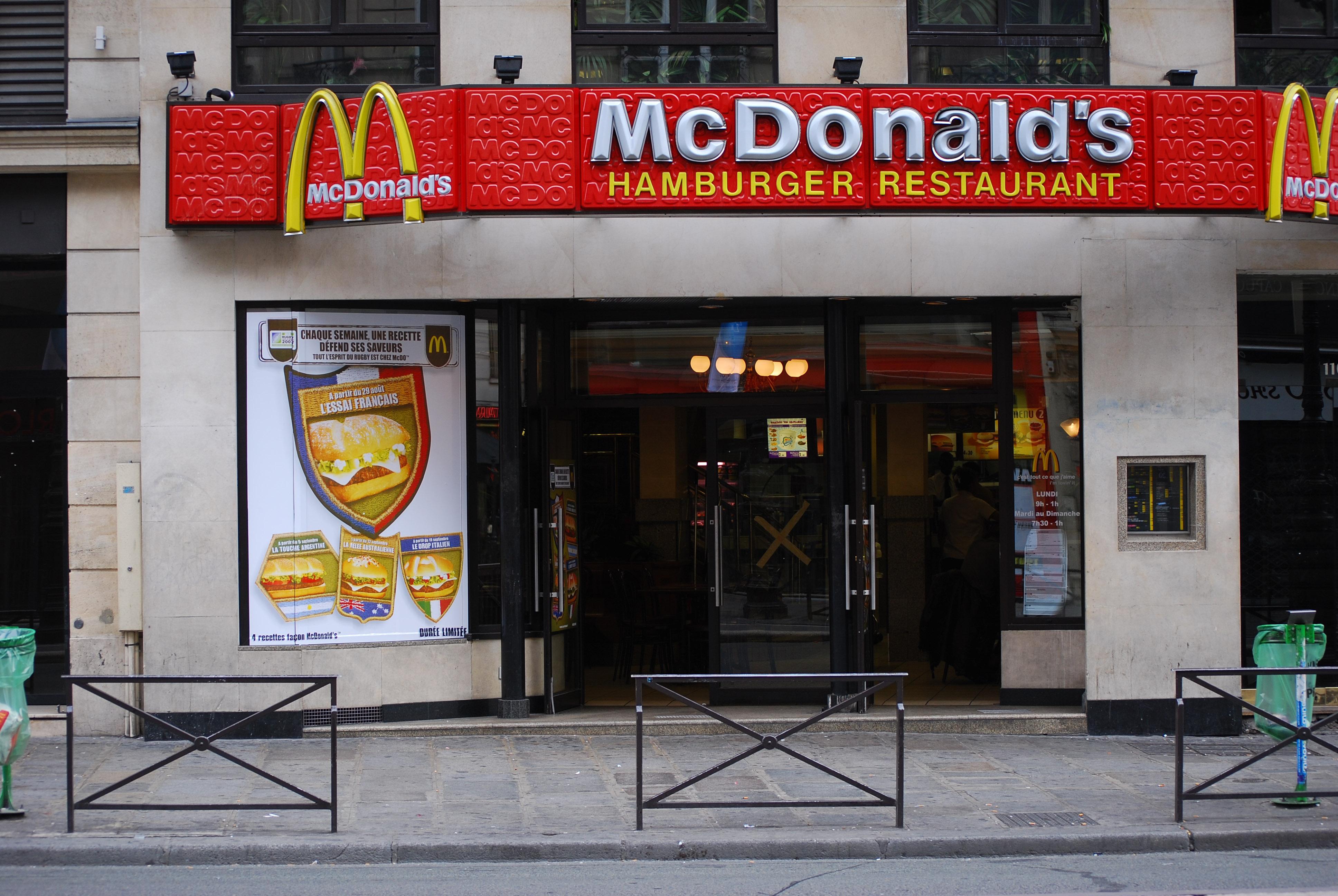 Restaurant Hamburger Rue Biot