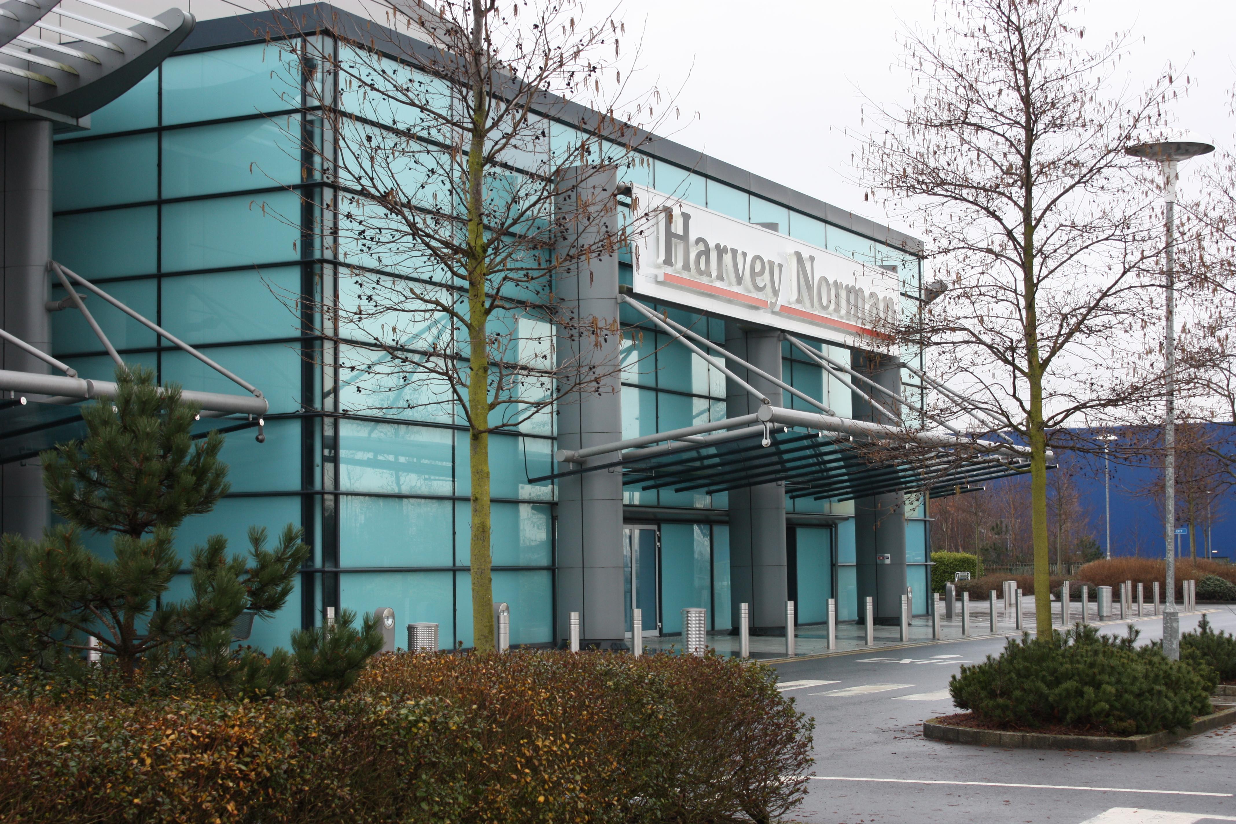File harvey norman holywood exchange february 2010 03 - Harvey norman ireland ...