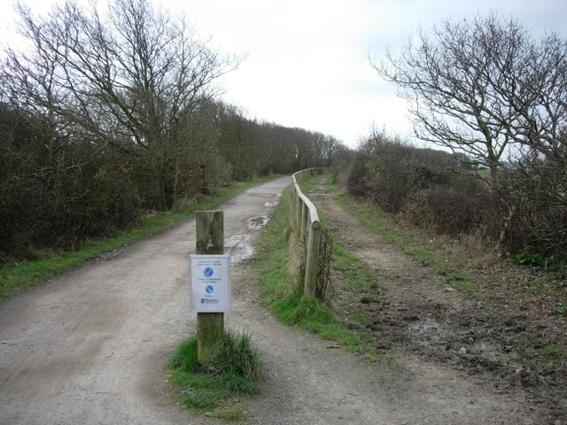 Hayling Billy Trail - geograph.org.uk - 371016