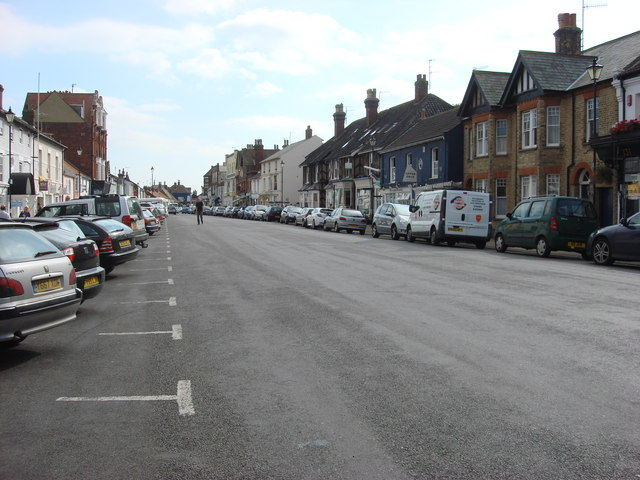 High Street, Aldeburgh - geograph.org.uk - 982239