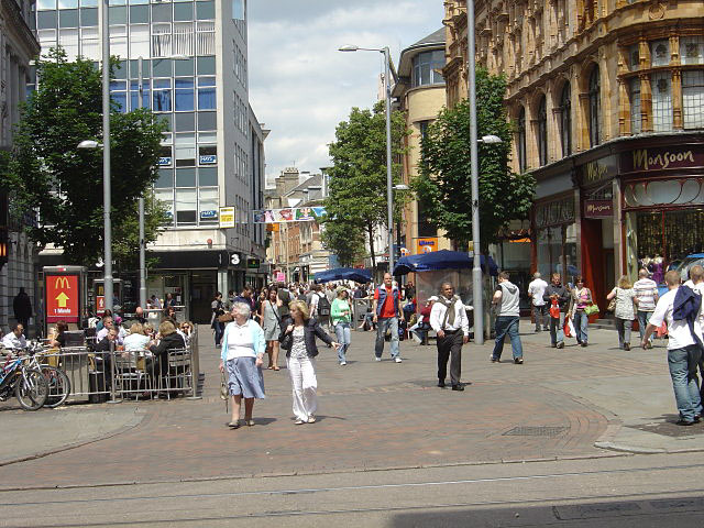 High Street looking north - geograph.org.uk - 857546