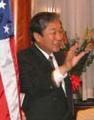Hirotaka Akamatsu cropped 1 Hirotaka Akamatsu and James Zumwalt 20100309.jpg