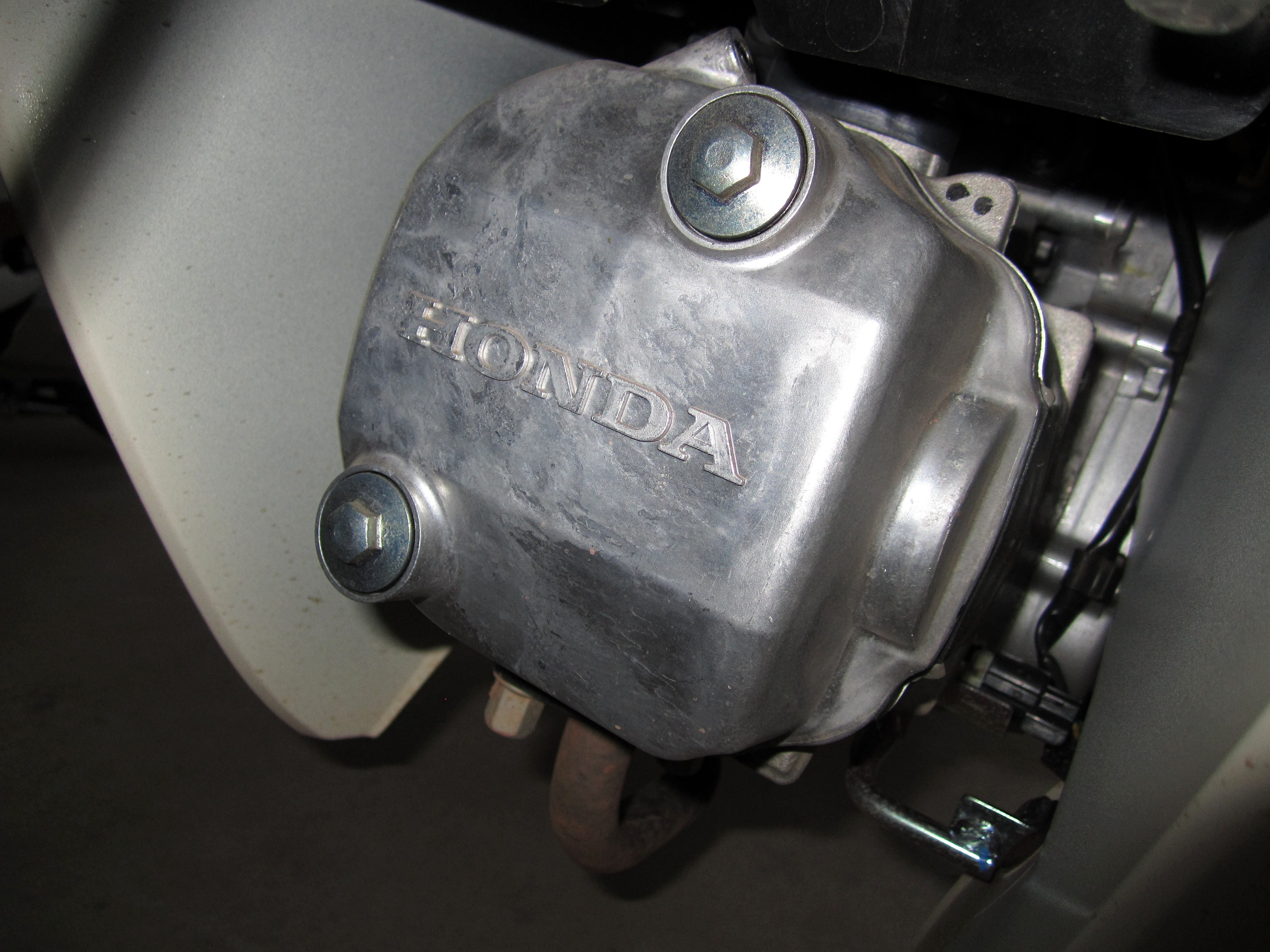 File Honda Dream 110i Super Cub Nd110m 2014 Engine Cylinder Head Jpg Wikimedia Commons