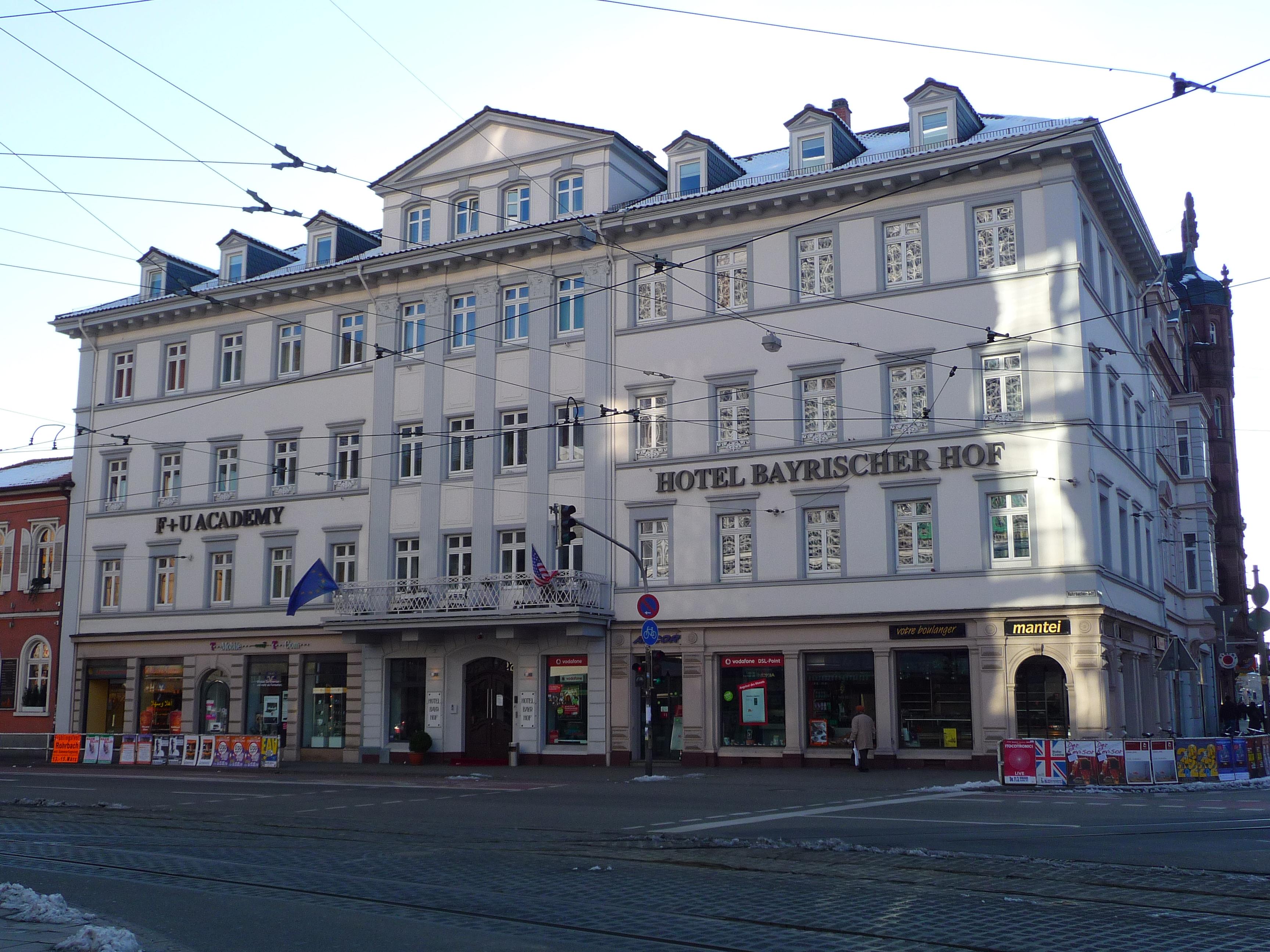 Hotel Bayerischer Hof Munchen  Marz