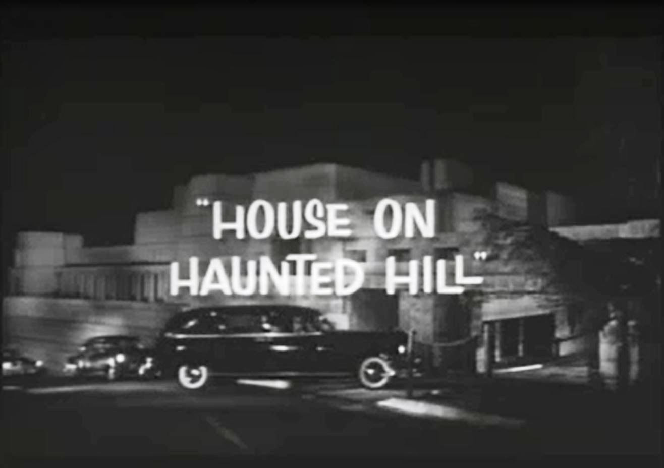 House On Haunted Hill  Idel Room