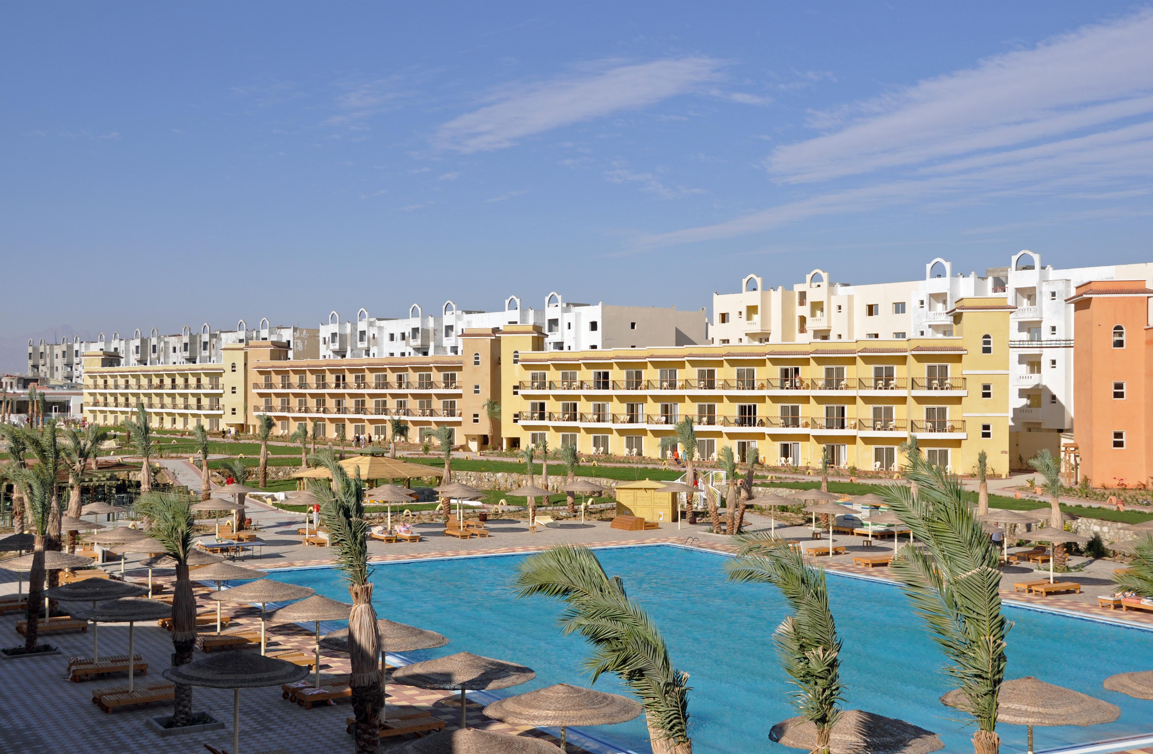 Hurghada Hotel Sunny Days Palma De Mirette