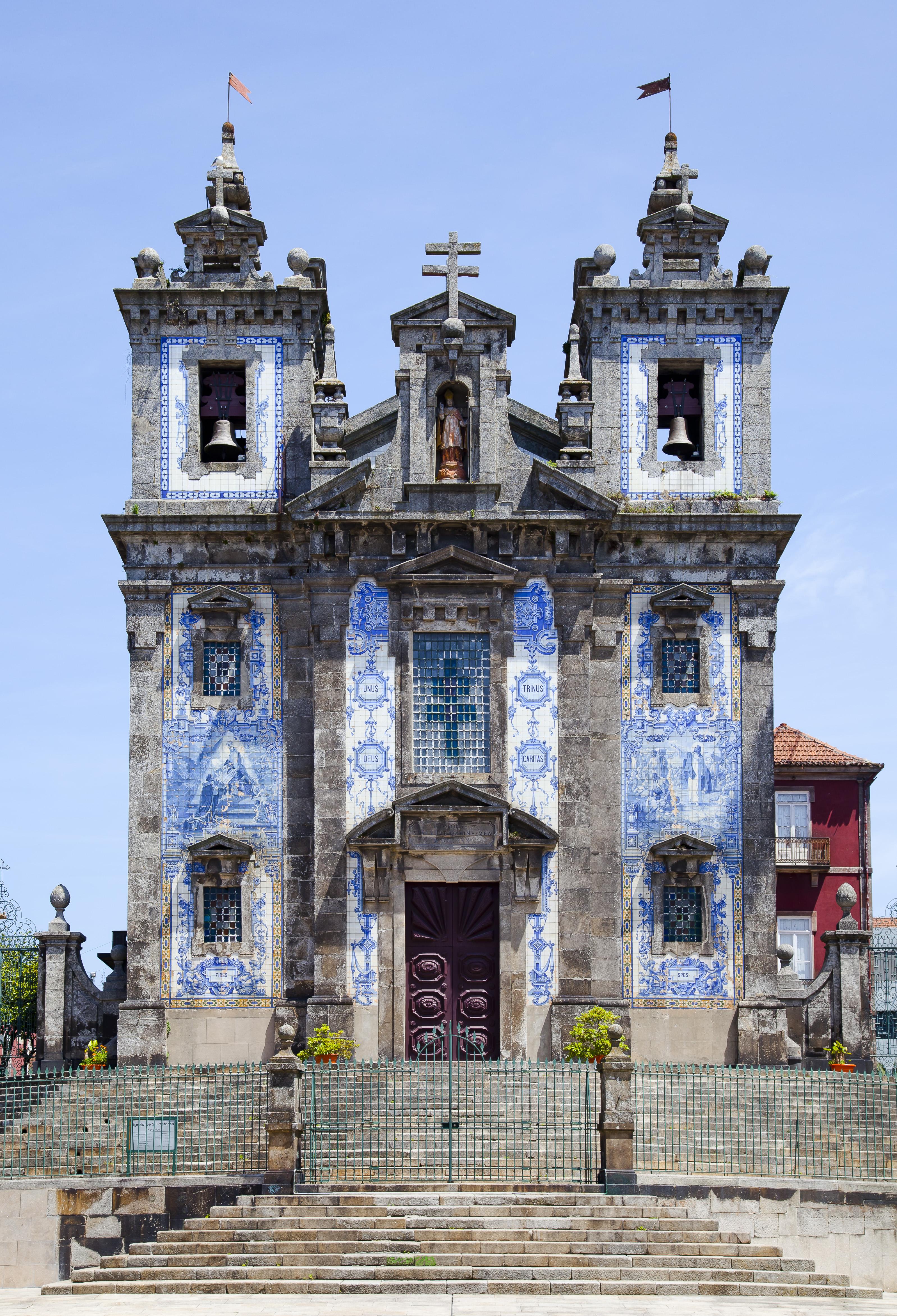 4a335993c82c Church of Saint Ildefonso - Wikipedia