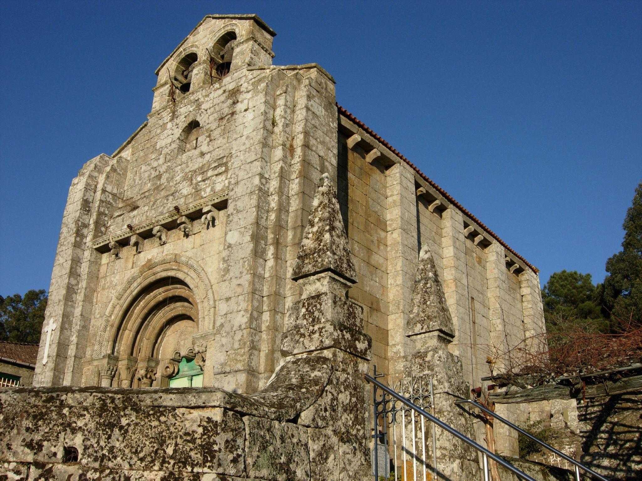 Igrexa de San Xulián de Astureses