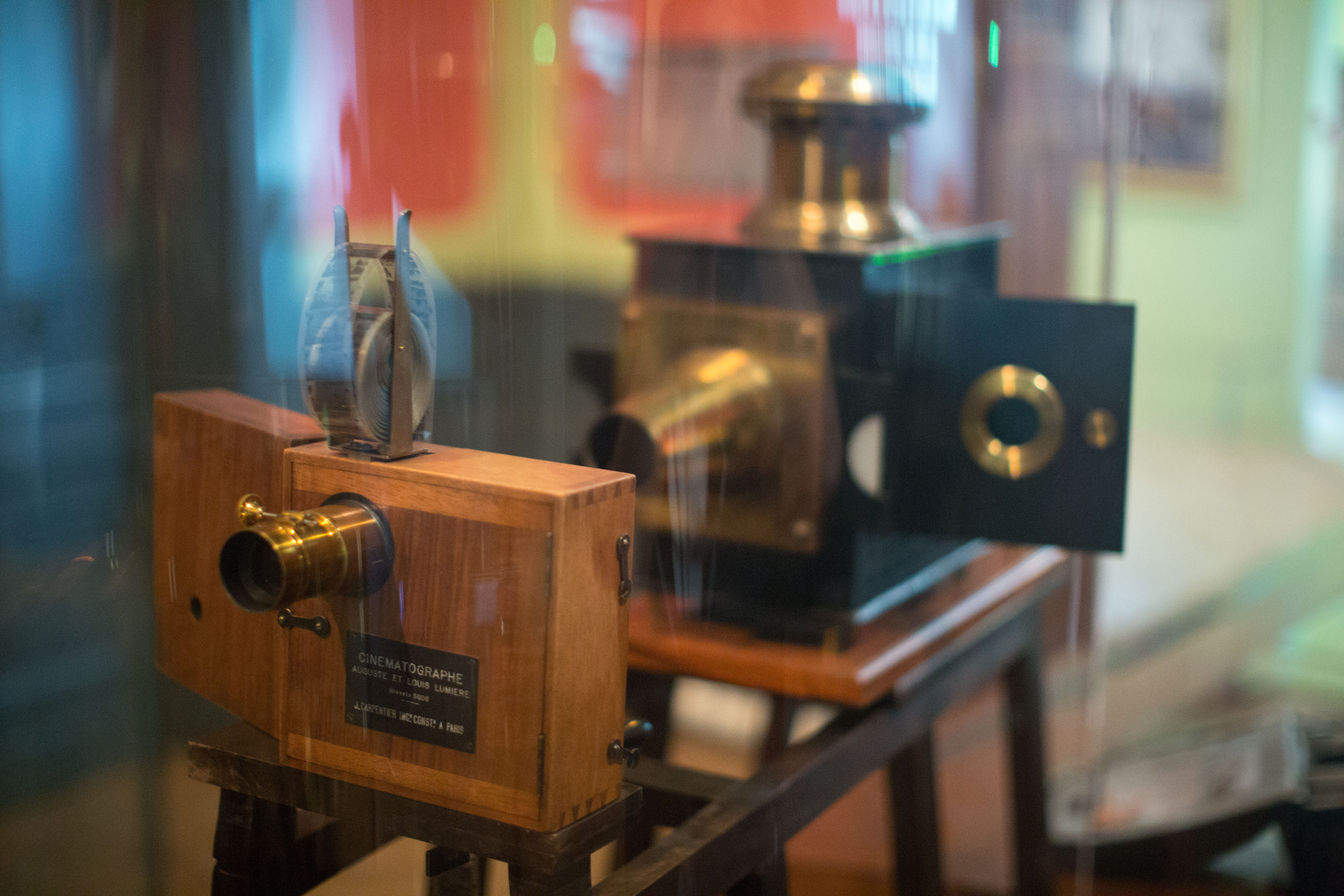 how to build a cinematograph