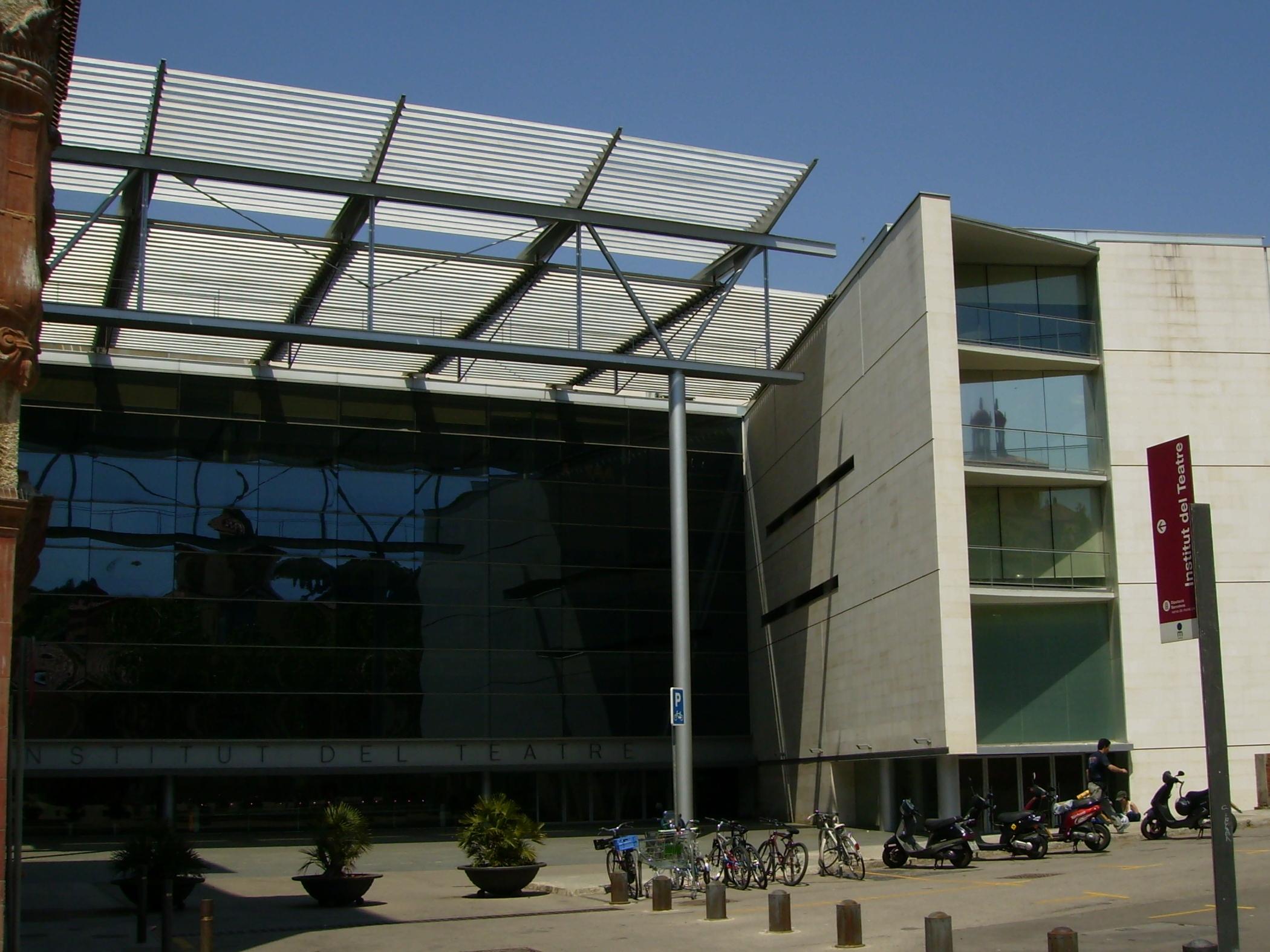 Institut del Teatre - Viquipèdia, l'enciclopèdia lliure