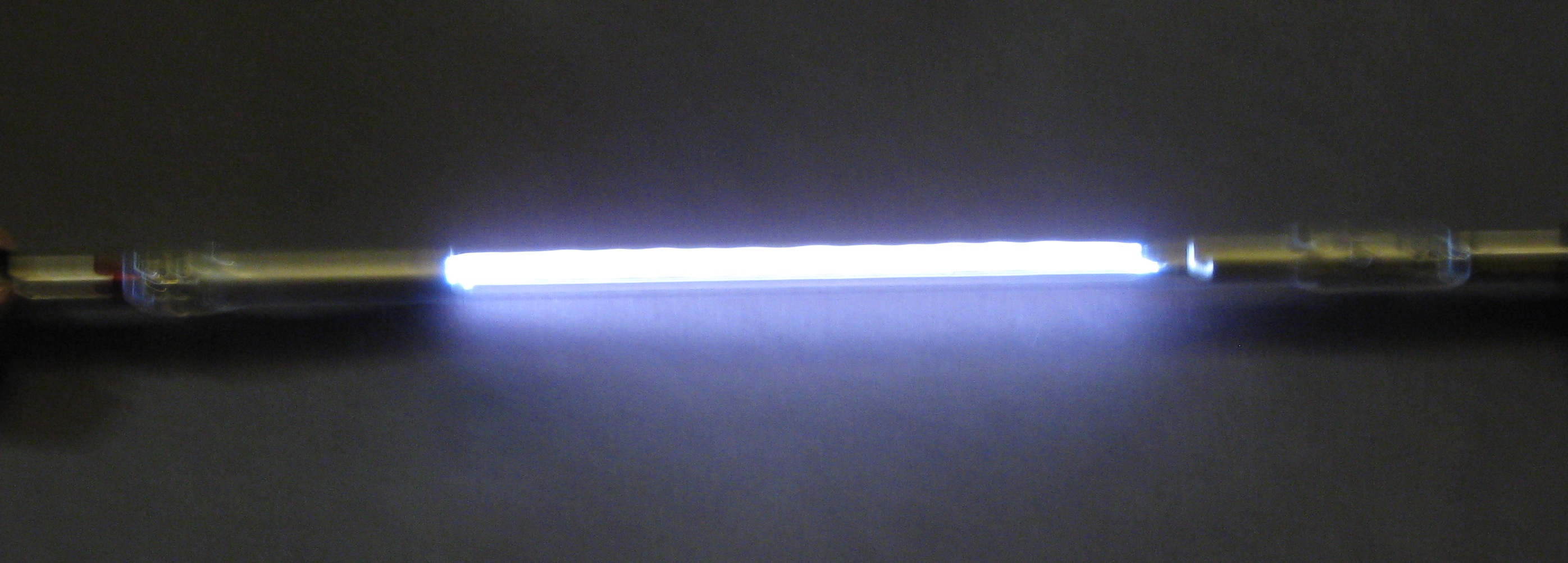 FileIon Spectral Line Radiation From A Krypton Arc Lamp