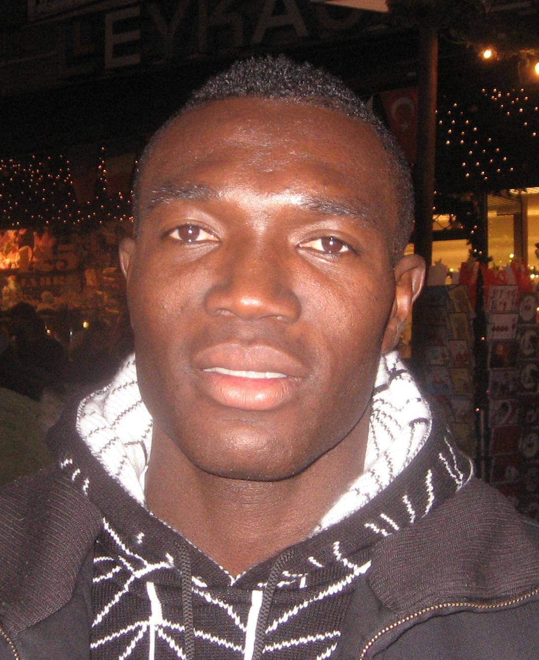 Isaac Boakye 2008