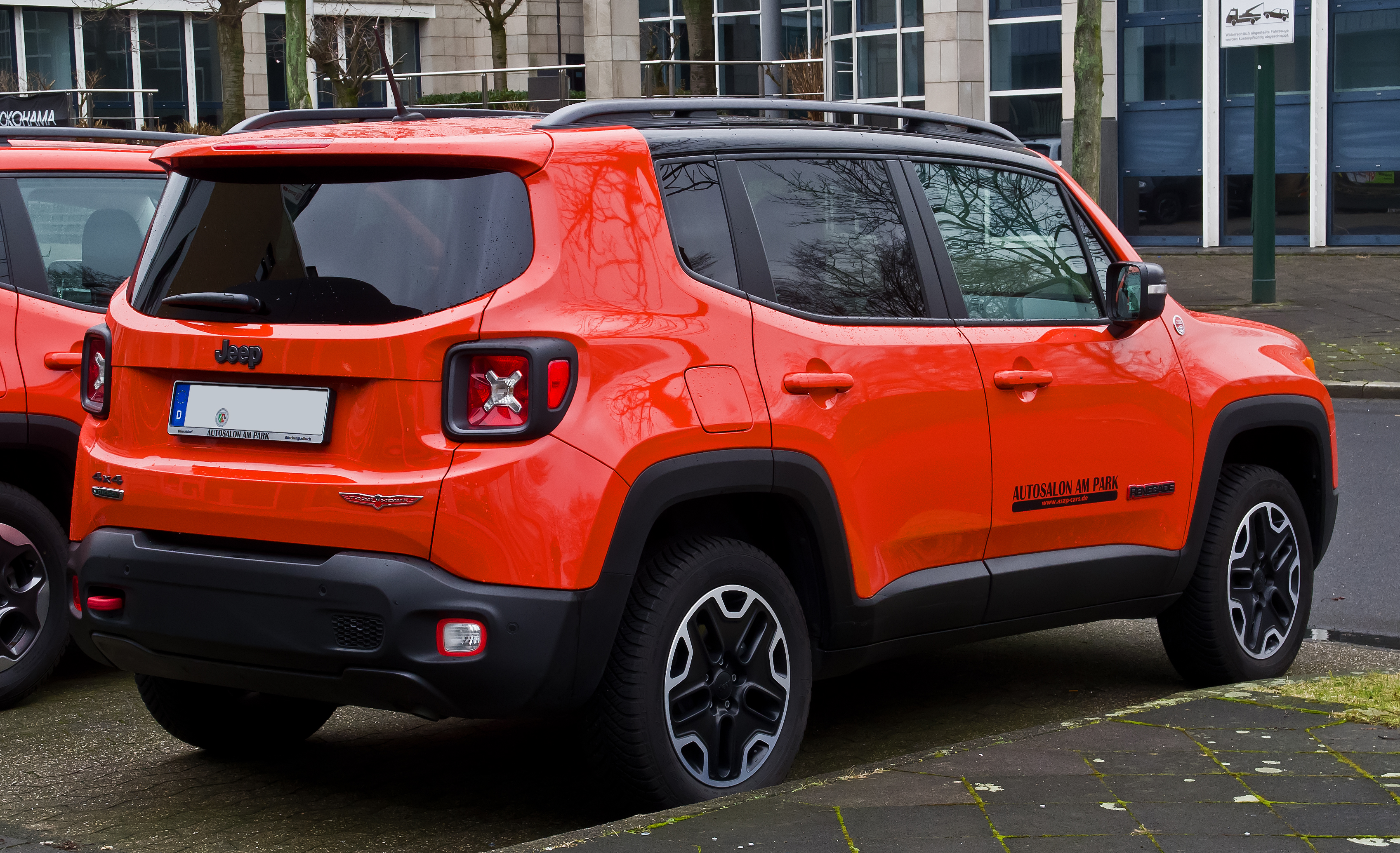 Jeep Renegade Wikipedia