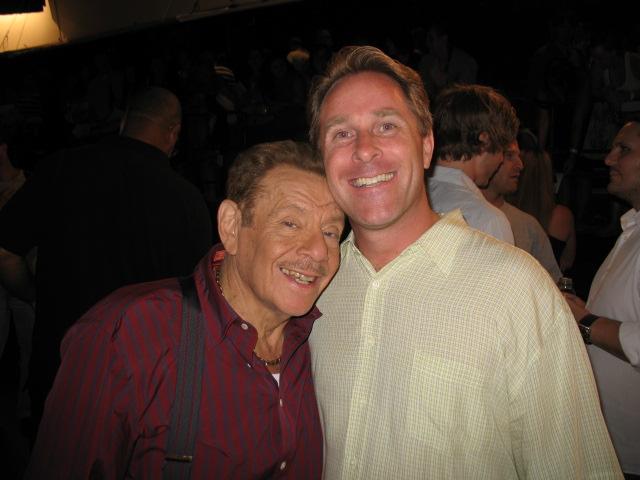 Jerry Stiller -As author