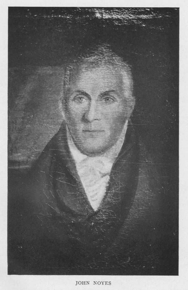 an essay on the life of john humphrey noyes John humphrey noyes jr was born in 1811 in brattleboro, vermont under  for  the next two years of john's life, he rediscovered his passion.