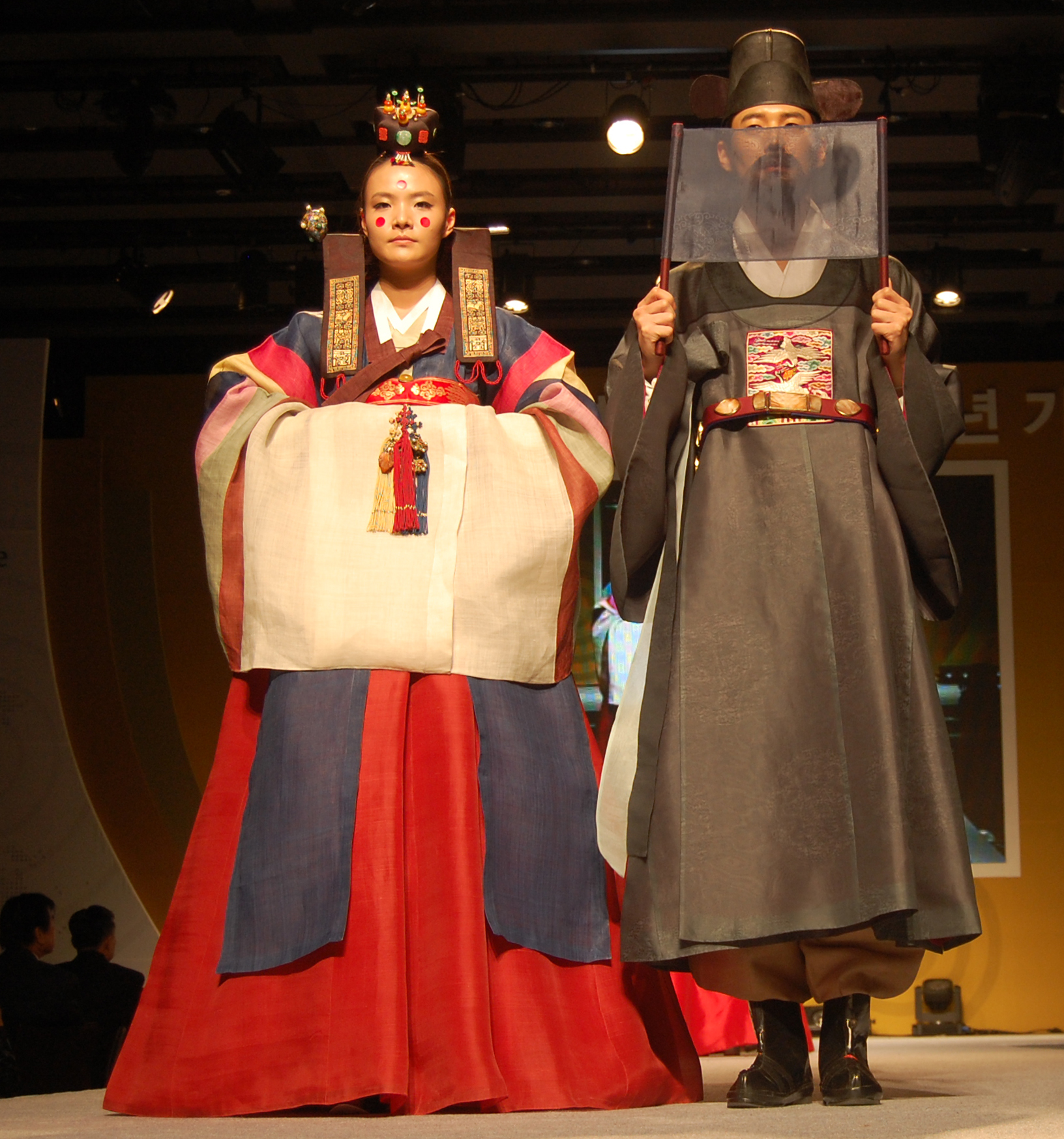 filekocis hanbok fashion show 6557983175jpg