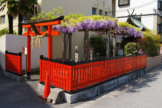 春日神社 (大阪市福島区) - Wikipedia