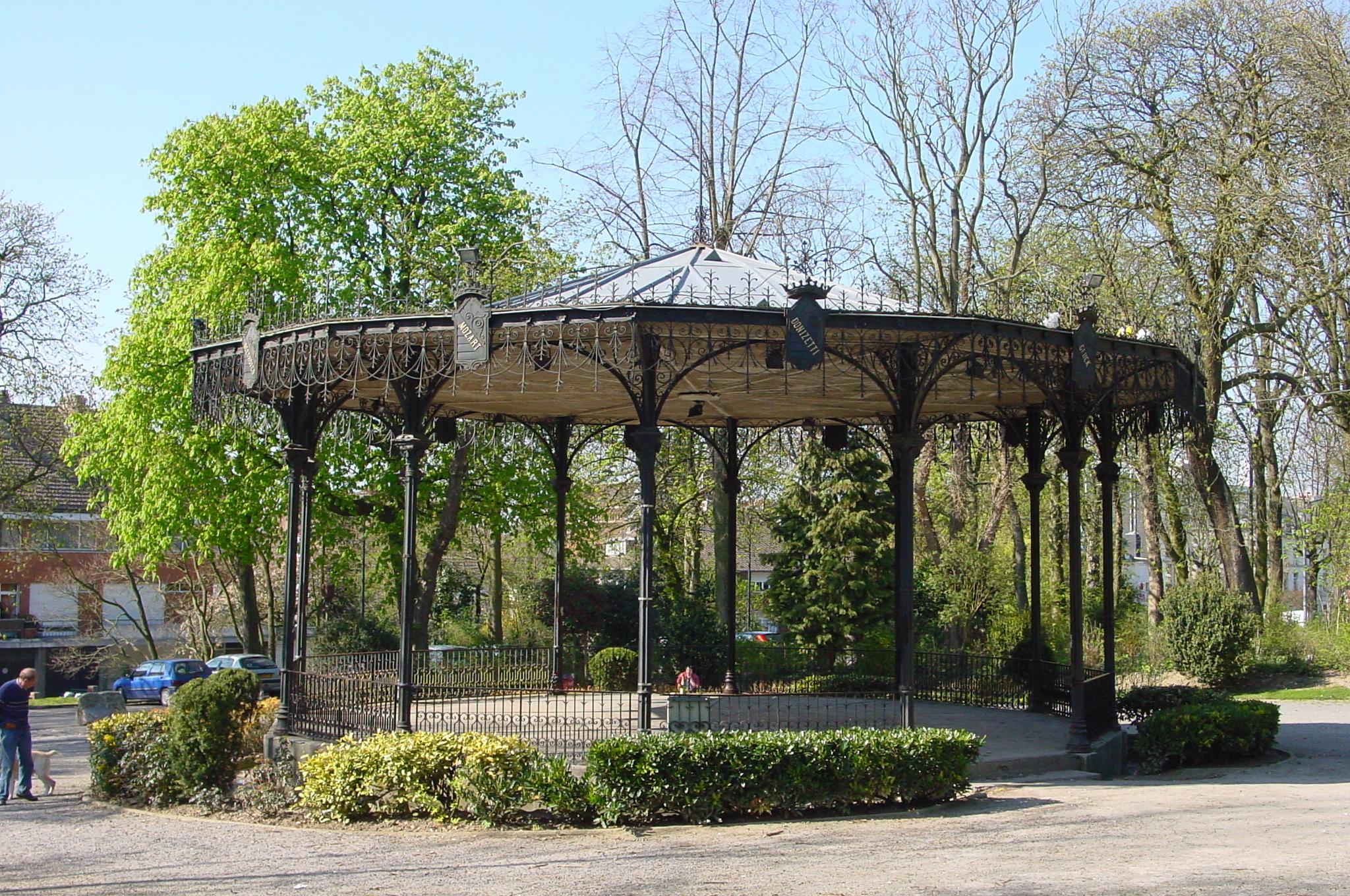 Kiosque Jardin Du Luxembourg