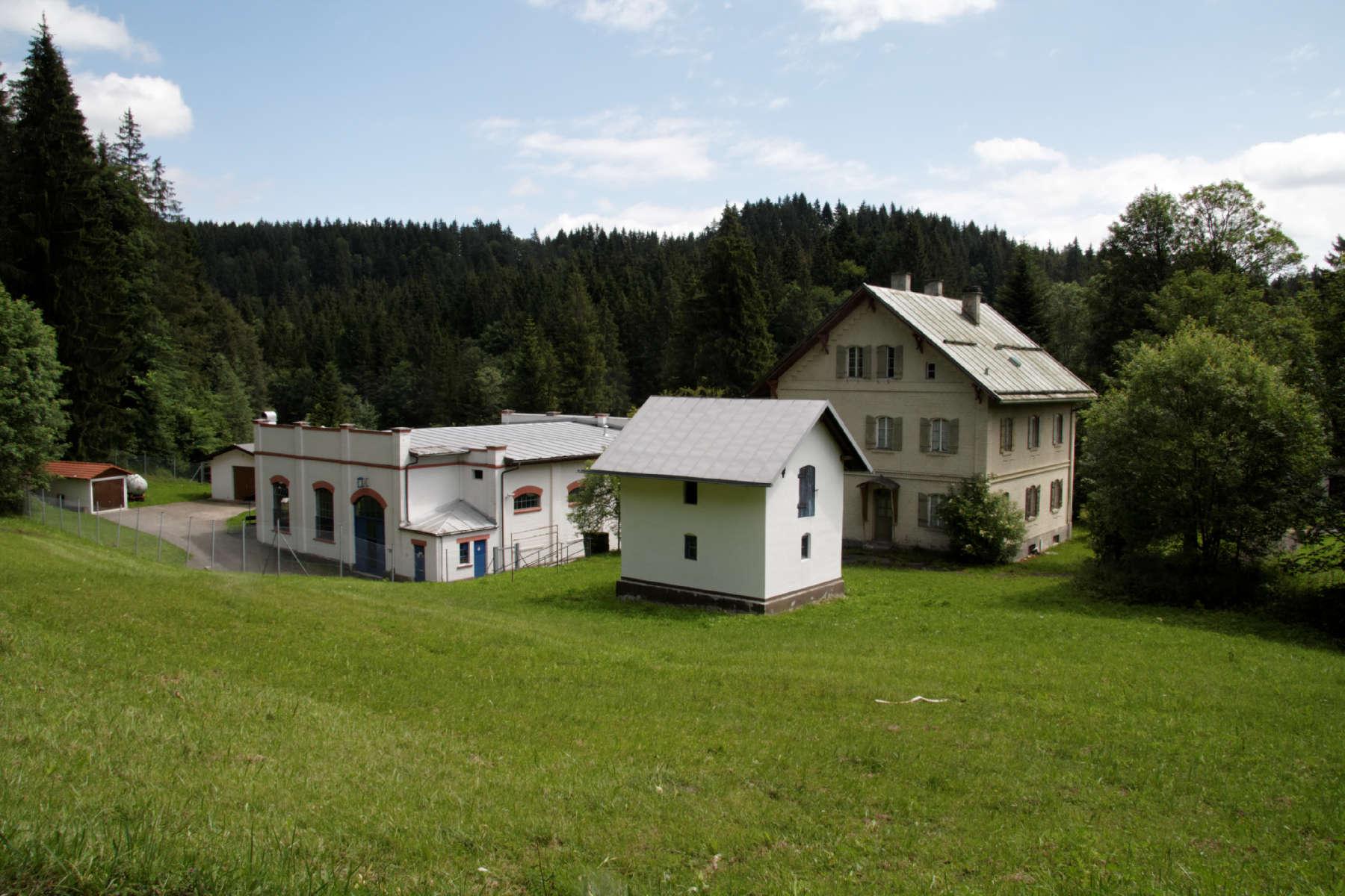 Wasserkraftwerk Kammerl