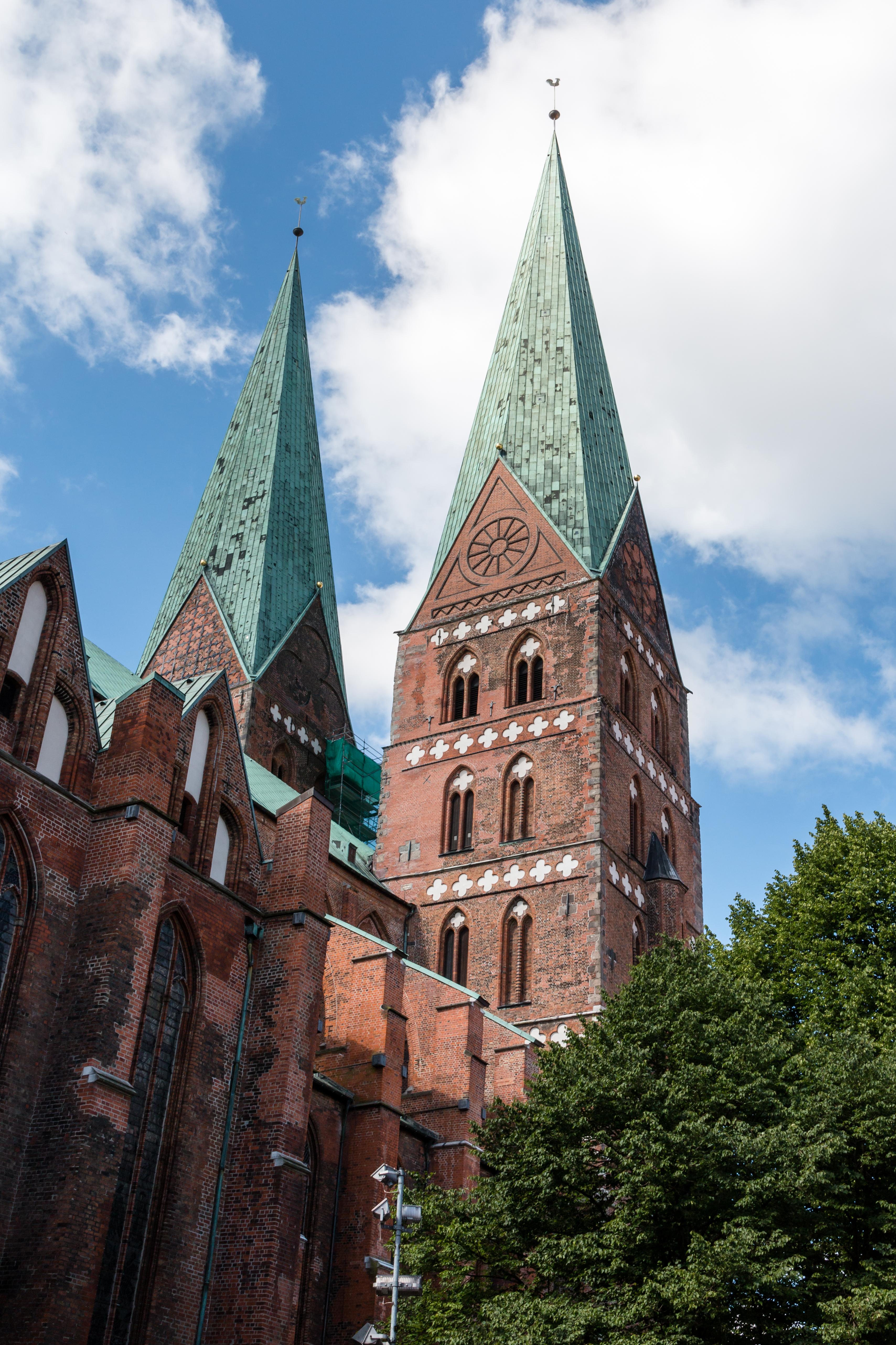 Lübeck Marienkirche