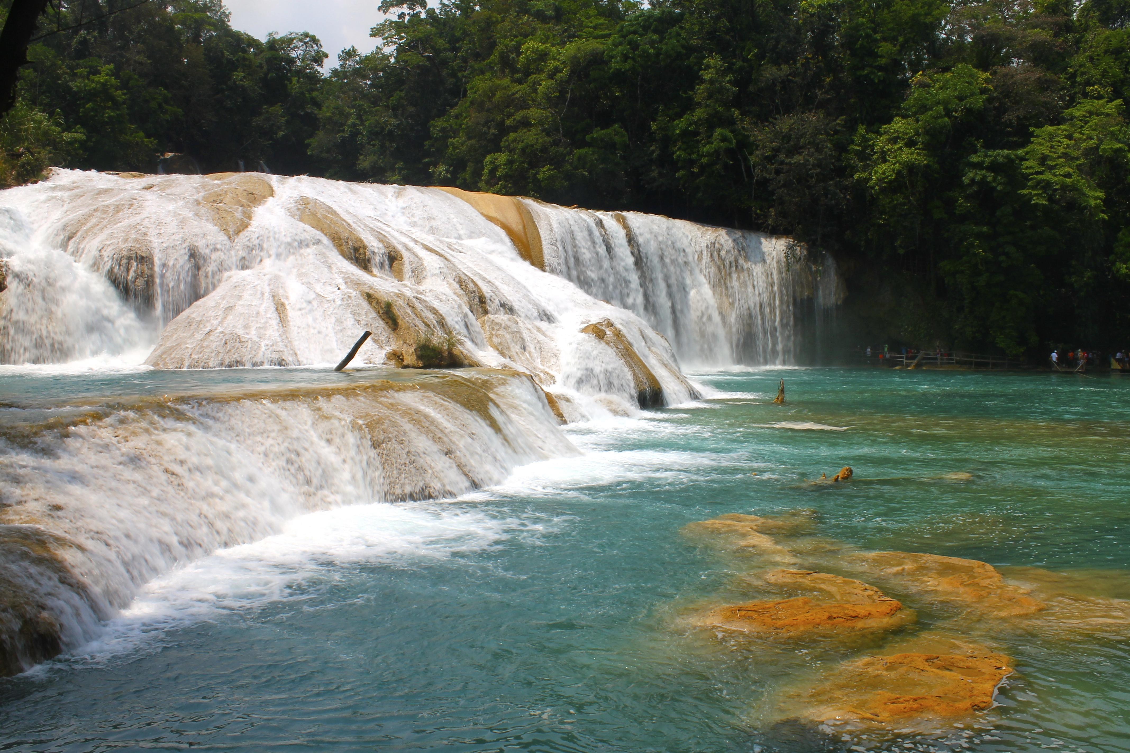 Las piscinas naturales m s hermosas de la tierra p gina - Piscinas naturales mexico ...