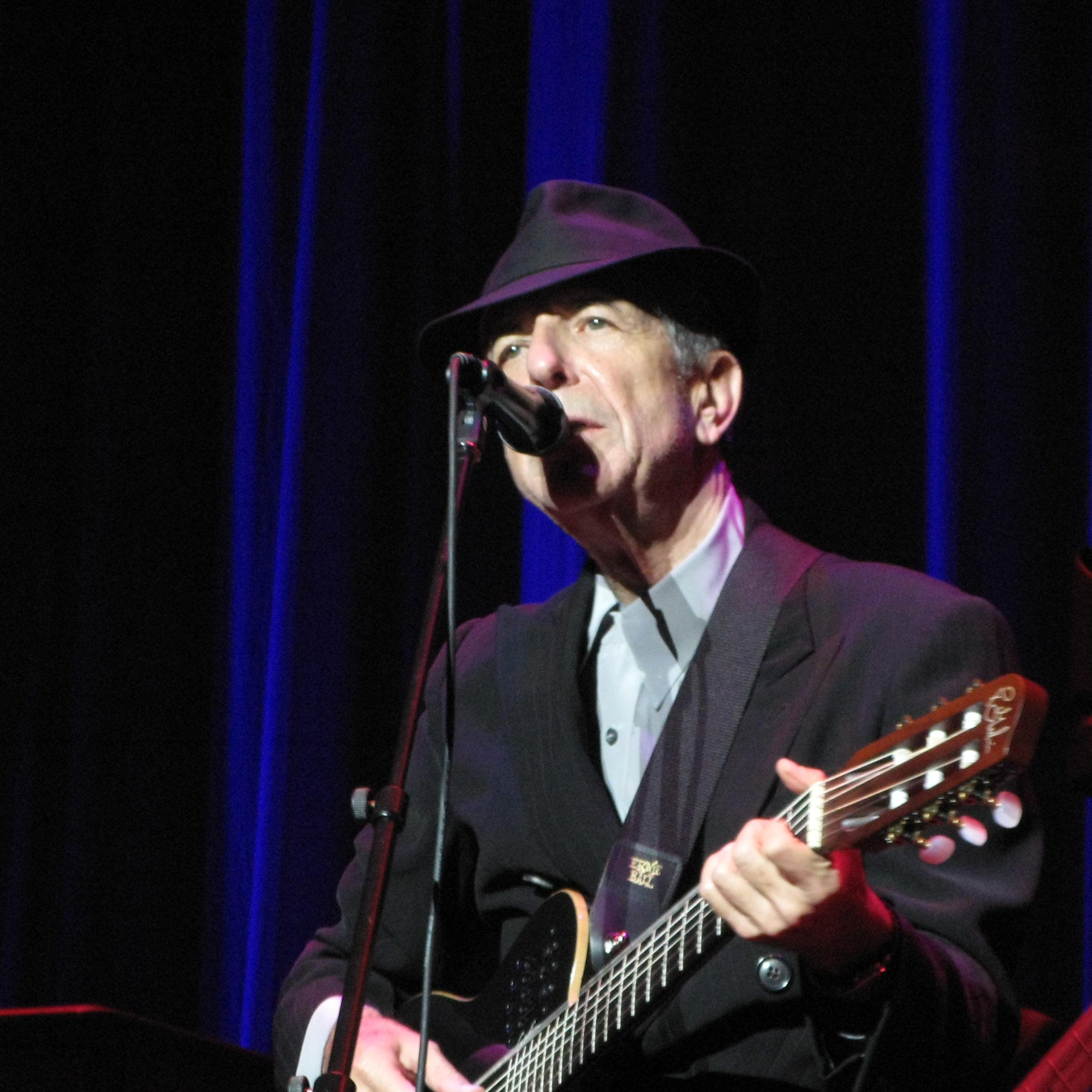 Leonard Cohen - Images Wallpaper