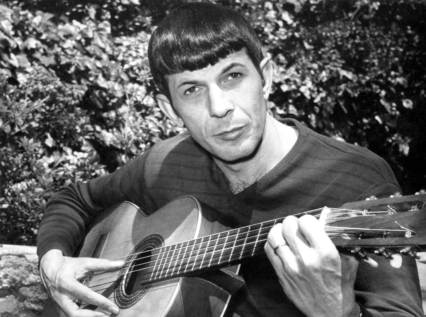 Image result for Leonard Nimoy