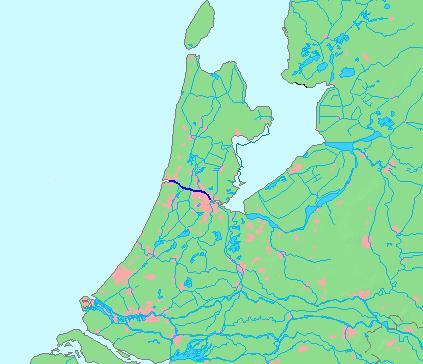 Noordzeekanaal Amsterdam